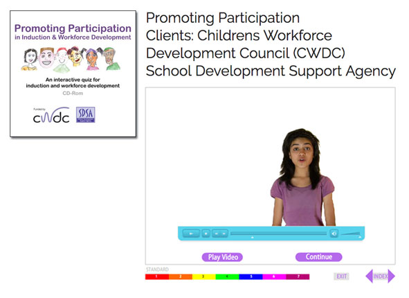 cwdc CD and Video quiz