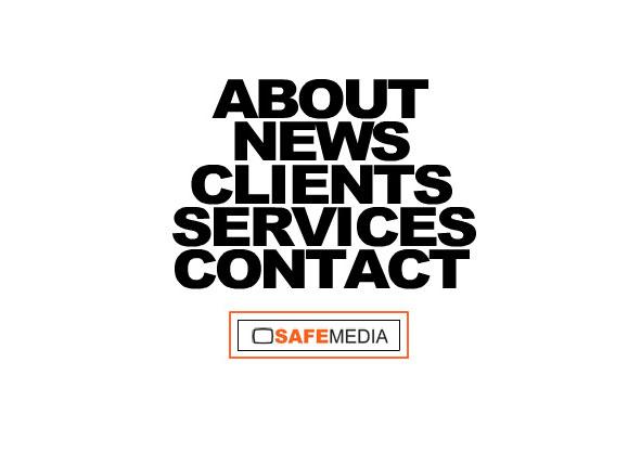 Safe Media - website and animation