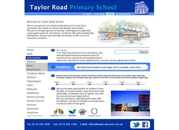 Taylor Road School