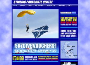 Stirling Parachute Centre