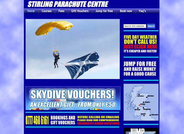 Stirling Parachute Centre