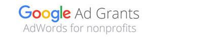 Google Ad grants package deal for Charity and Non Profit website design clients